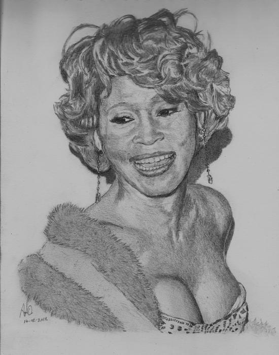 Whitney Houston par ABO